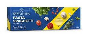 "Безглютенова паста ""Spaghetti"", 250 г. ТМ Bezgluten"