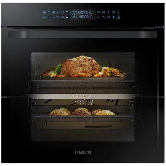 Духовка электрическая DUAL COOK Samsung NV75N762ARK