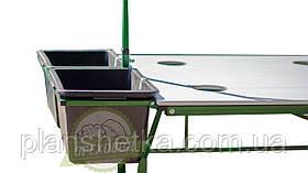Стол для переборки грецкого ореха, фото 2