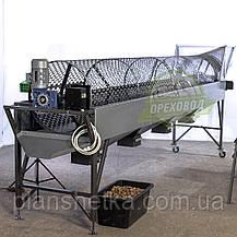 Роторный (барабанный) калибратор грецкого ореха, фото 3