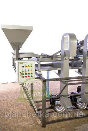 Вібросито з аспірацією для сортування ядра волоського горіха, фото 2