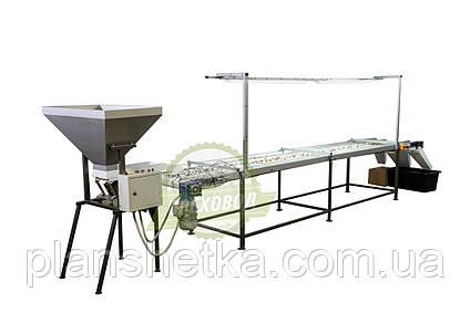 Інспекційний стіл для сортування волоського горіха, насіння і тд, фото 2