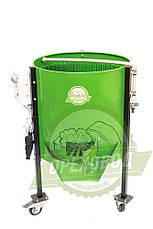 Очиститель грецкого ореха от зеленой кожуры, Мойка ореха, пилинг для ореха (500 кг/ч), фото 2