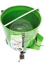Очиститель грецкого ореха от зеленой кожуры, Мойка ореха, пилинг для ореха (500 кг/ч), фото 3