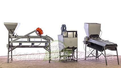 Промышленная линия по переработке грецкого ореха, фото 2