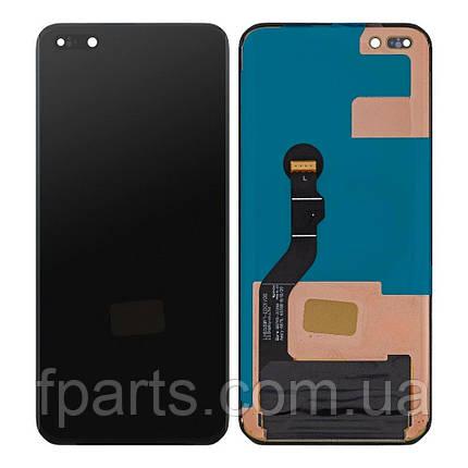 Дисплей для Huawei P40 Pro (ELS-NX9) с тачскрином, Black (Original), фото 2
