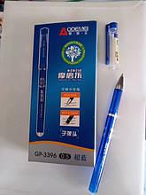 Ручка гелевая Пиши-стирай JO /GP-3396-BL/  синяя 0,5 мм.