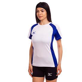 Волейбольна жіноча форма MIZUNO SUCCESS CO-6481, Біла S-M (42-44)