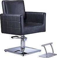 Гидравлическое парикмахерское кресло Tom с подношкой
