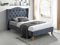 Кровать ASPEN Velvet Signal