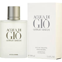 Мужские духи Giorgio Armani Acqua di Gio Pour Homme 100 ml парфюм мужская туалетная вода Аква Ди Джио