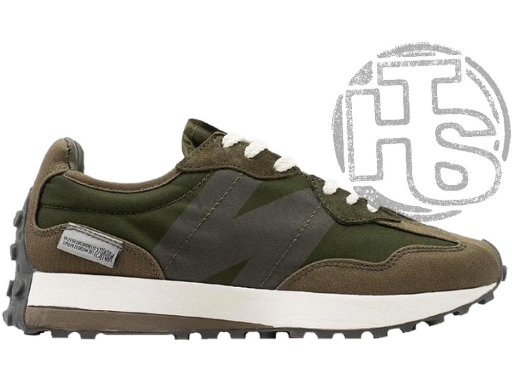 Чоловічі кросівки New Balance 327 X Madness Brown/Olive MS327CPE