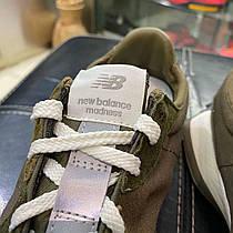 Чоловічі кросівки New Balance 327 X Madness Brown/Olive MS327CPE, фото 3