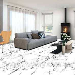 Вінілова підлога SPC Stonehenge STHT09 - Marble White