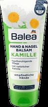 Крем для рук и ногтей с экстрактом ромашки  Balea Kamille Hand Creme 100 мл.