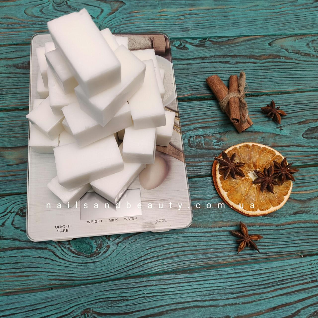 Мильна основа Neri White Base Преміум біла 0.5 кг, 1кг, 6кг, 12кг