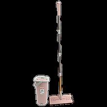 Набір для прибирання Planet Tablet Mop Joy 6,5 л рожевий