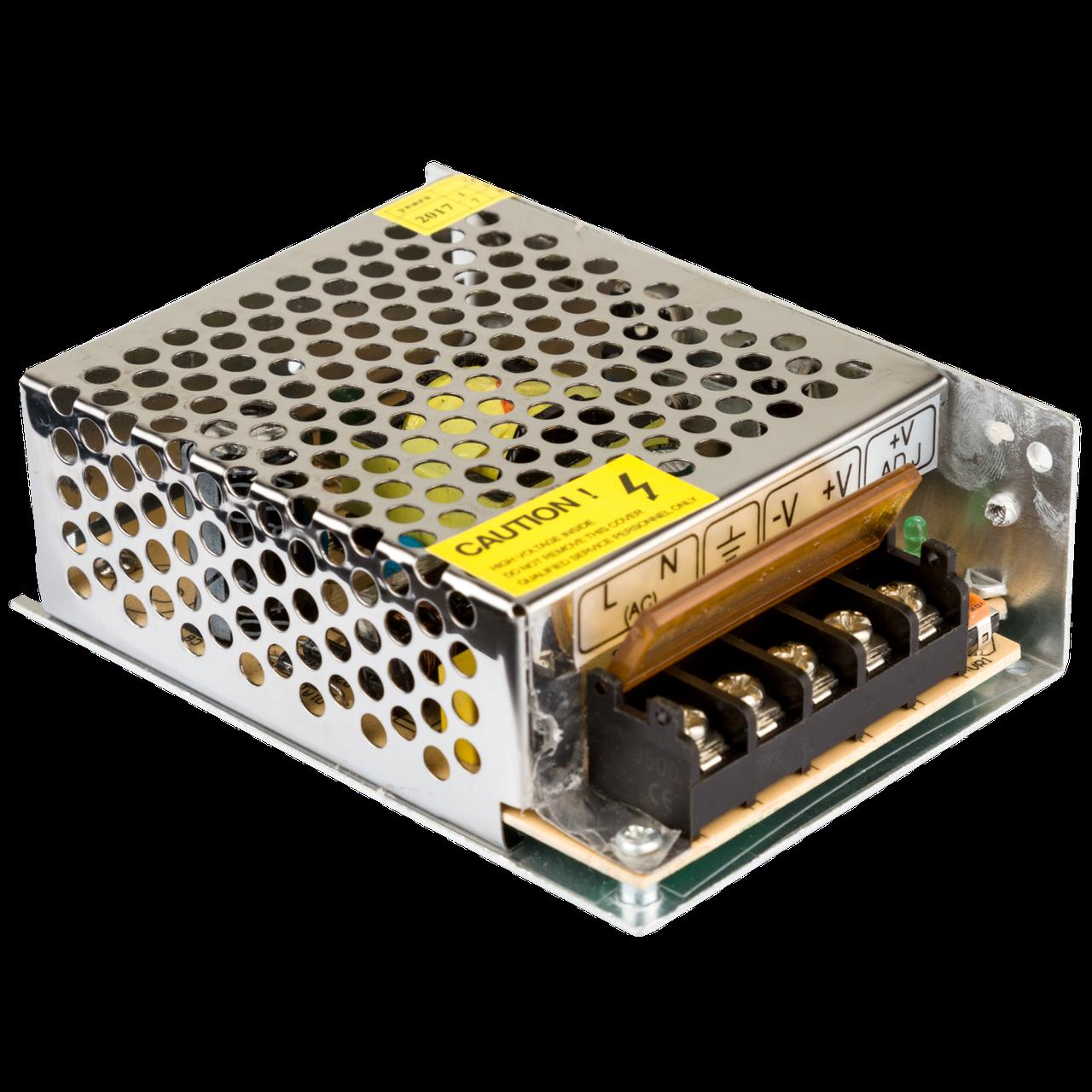 Імпульсний блок живлення GreenVision GV-SPS-C 12V3A-L (36W)