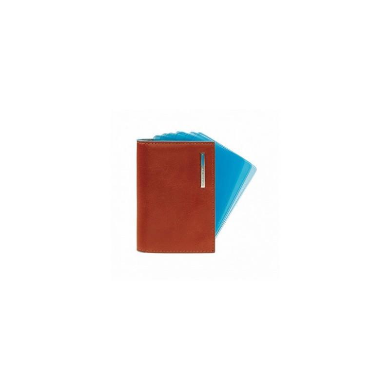Картхолдер Италия 7,5*10,3*1,2 см. 220627