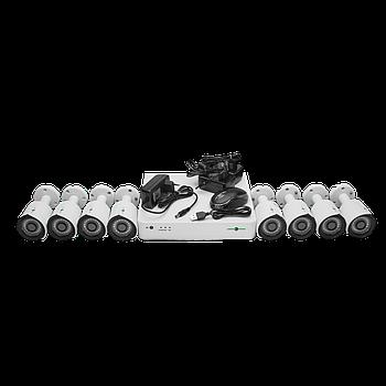 Комплект відеоспостереження GreenVision GV-K-G03/08 720Р