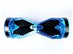"""Гироскутер EL-3 8"""" Голубое звездное небо, фото 3"""