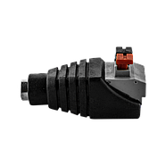 Конектор живлення GV-DC CLIP female (1пачка = 100шт), фото 2