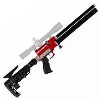 Пневматическая винтовка AKSA Carlos Milano SX-07 PCP 4.5 мм