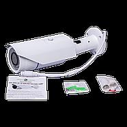 Зовнішня IP камера Green Vision GV-106-IP-X-COC50-20 POE 5MP, фото 4
