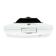 Купольна IP-камера GreenVision GV-076-IP-ME-DIS40-20 (360) POE, фото 2