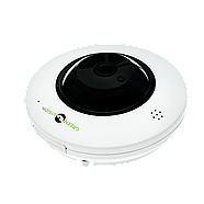 Купольна IP-камера GreenVision GV-076-IP-ME-DIS40-20 (360) POE, фото 4