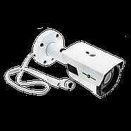 УЦ (6629) Зовнішня IP камера Green Vision GV-081-IP-E-COS40VM-40, фото 4