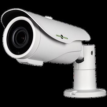 Зовнішня IP камера GreenVision GV-006-IP-E-COS24V-40 POE