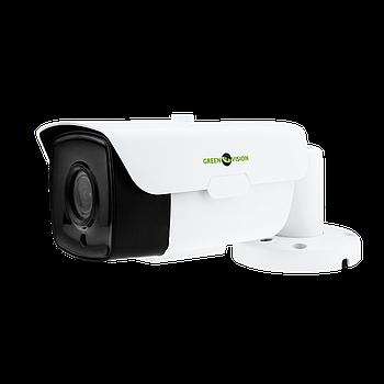 Зовнішня IP камера GreenVision GV-079-IP-E-COS20VM-40 POE