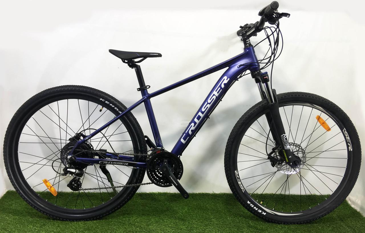"Велосипед найнер Hidraulic Crosser Ultra 29"" рама 17, 2021"