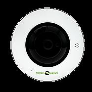 Купольная IP камера GreenVision GV-075-IP-ME-DIА20-20 (360) POE, фото 3