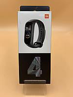 Фитнес-браслет Xiaomi Mi Smart Band 4 Black Оригинал (Уценка)(Б\У)
