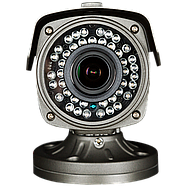УЦ AHD наружная камера GreenVision GV-012-AHD-E-COS14V-40 960Р gray, фото 2