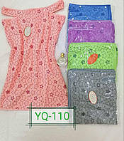 Полотенце-халат из микрофибры размер 80*125 микс