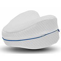Ортопедическая подушка для ног и коленей Leg Pillow, подушка с эффектом памяти для коленей