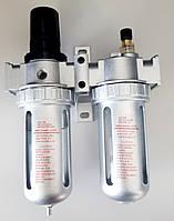 """Блок подготовки воздуха с регулятором давления 1/2"""" AIRKRAFT AFRL804"""