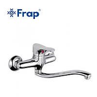 Смеситель для кухни Frap H14 F4614-B