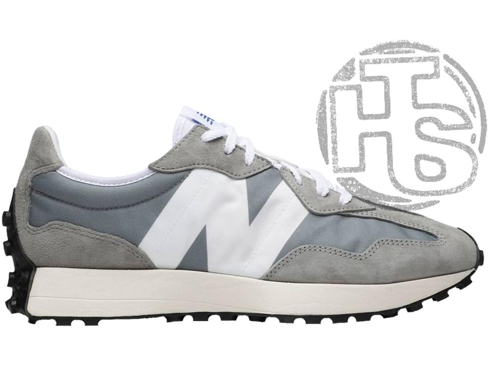 Жіночі кросівки New Balance 327 Grey Haki MS327LAB