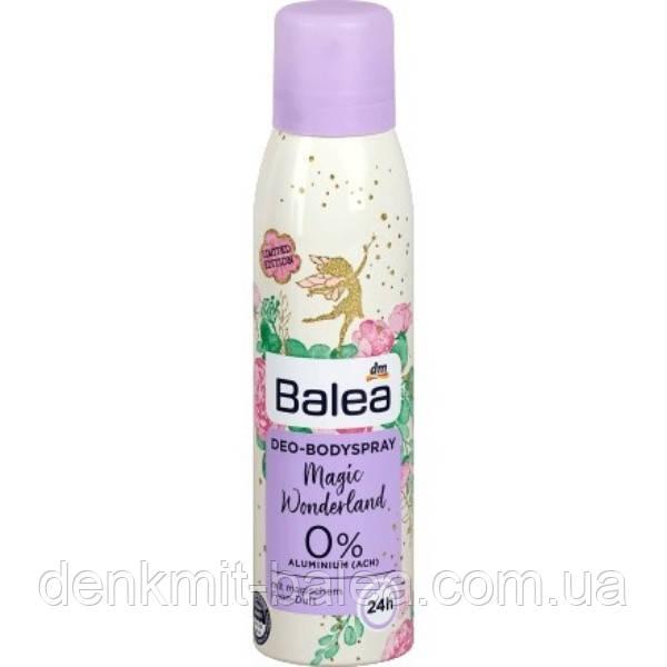 Дезодорант для тела Волшебная Страна Balea Magic Wonderland Deo Bodyspray  150 мл.