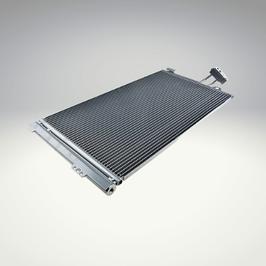 Система охлаждения на MB Vito 639