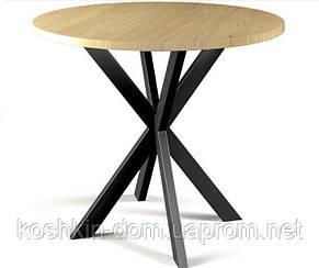 Стіл в стилі Лофт, Woodin, 720x900x900 ST-1672
