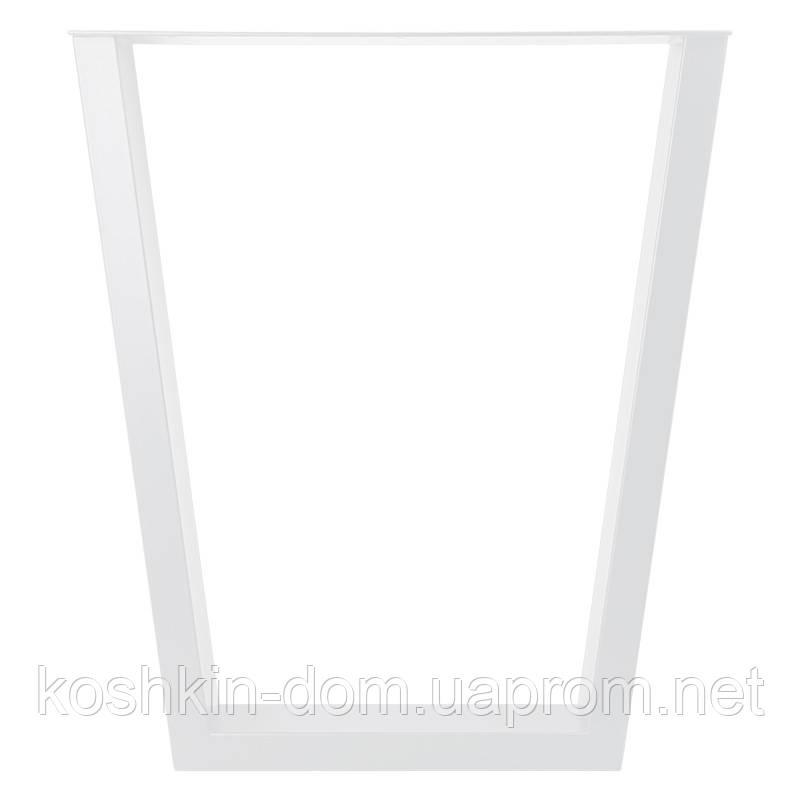 Опора в стиле Лофт Loft OP-0273 Белая Woodin 730x630мм