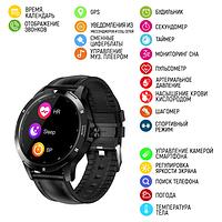 Смарт-часы Smart watch Modfit K15 Мужские Смарт часы Электронные мужские часы Наручные сенсорные часы+ ПОДАРОК