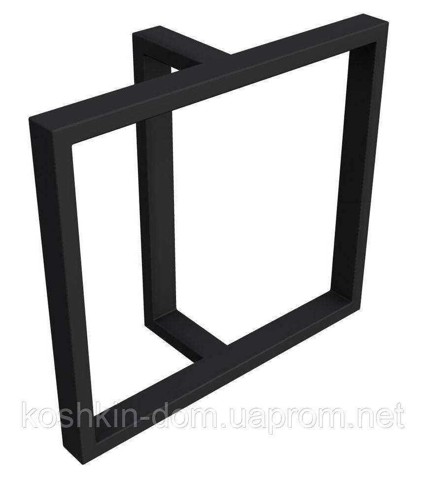 Опора в стиле Лофт Loft OP-0872 Белая Woodin 720x600мм