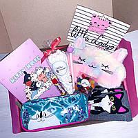 """Подарочный набор для девочки WowBoxes """"Cat Box #9"""""""