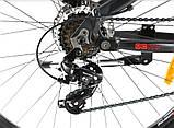 "Велосипед Crosser Raptor 29"" х17""(21S) Гидравлика, фото 5"